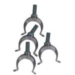 EHEIM Lot de 4 Clips de diffuseur pour kit Installation SET 2 Réf. 4004310 et 4005310