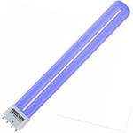 AQUAVIE Lumivie SM 24w bleu ampoule fluocompact culot 2G11