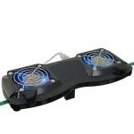 TUNZE AquaWind 7028.900 ventilateur silencieux avec alimentation en tension de sécurité 5V.