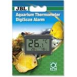 JBL DigiScan Alarm thermomètre numérique avec alarme à coller sur la vitre de l'aquarium