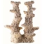ARKA Column Wide 2 branches 40 cm 6 Kg roche céramique haute porosité pour aquarium d'eau de mer