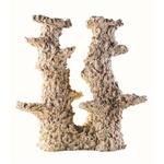 ARKA Column Wide 2 branches 30 cm 3 Kg roche céramique haute porosité pour aquarium d'eau de mer