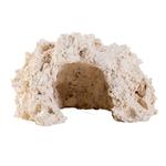 ARKA Cave 15 cm 0,8 Kg roche céramique haute porosité pour aquarium d'eau de mer