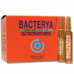 EQUO Bacterya 24 Ampoules accélère le cycle de l'azote en aquarium d'eau douce et d'eau de mer