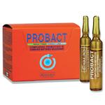 EQUO Probact 24 Ampoules bactéries probiotiques purificatrices pour aquarium d'eau douce et eau de mer