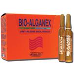 EQUO Bio-Alganex 12 Ampoules anti-algues biologique pour aquarium d'eau douce et d'eau de mer