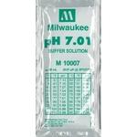 MILWAUKEE Solution d'étalonnage pH 7.01 20 ml pour électrodes pH et pH-mètre toutes marques