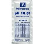 MILWAUKEE Solution d'étalonnage pH 10.01 20 ml pour électrodes pH et pH-mètre toutes marques
