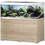 EHEIM Proxima 325 L powerLED+ Chêne aquarium 130 cm avec meuble et éclairage LEDs 74W