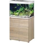 EHEIM Proxima 175 L powerLED+ Chêne aquarium 70 cm avec meuble et éclairage LEDs 37W