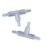 HOBBY Lot de 2 Raccords en T pour tuyau d'air ou eau 4/6 mm ou 2/3 mm