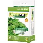 DENNERLE PlantaGold 7 lot de 40 capsules de bio-enzymes pour booster la croissance des plantes. Traite jusqu'à 2000 L