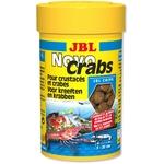 JBL NovoCrabs 100 ml nourriture en comprimés pour crabes, écrevisses et autres crustacés