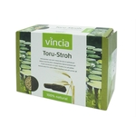 VINCIA Toru-Stroh 2600 gr anti-algues et réducteur de pH 100% naturel pour bassin jusqu'à 10000 L
