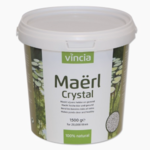 VINCIA Maërl Crystal 1500 gr clarifiant et assainissant 100% naturel en granulés pour bassin jusqu'à 20000 L