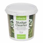 VINCIA Sludge Cleaner 1700 gr anti-vase 100% naturel pour bassin jusqu'à 10000 L