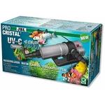 JBL ProCristal Compact UV-C 18 W stérilisateur UV pour aquarium de 200 à 1500 L et bassin jusqu'à 15000 L