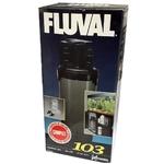 FLUVAL 103 filtre externe 390 L/h pour aquarium jusqu'à 100 L