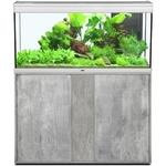 AQUATLANTIS Élégance Expert LED 120 n aquarium équipé 293 L dimensions 121 x 40,4 x 60 cm avec meuble