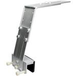 AQUA MEDIC angel LED 200 holder silver support de fixation gris pour rampe Angel LED 200