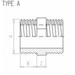 vdl-manchon-double-en-pvc-avec-parties-filetees-dimensions-cotes