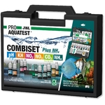 JBL ProAquaTest Combi Set Plus NH4 coffret d'analyses pH, NO2, NO3, KH, CO2 et NH4