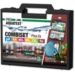 JBL ProAquaTest Combi Set Plus Fe coffret d'analyses pH, NO2, NO3, KH, CO2 et Fer