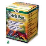 JBL CrickBox boîte saupoudreuse pour enrichir les aliments à base d'insectes