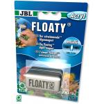 JBL Floaty Mini Acryl aimant de nettoyage flottant spécial pour les vitres en verre et plastique jusqu'à 6 mm