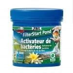 JBL FilterStart Pond bactéries pour l'activation biologique des filtres de bassin