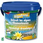 JBL AlgoPond direct 2,5 KG élimine rapidement les algues filamenteuses dans les bassins jusqu'à 50000 litres