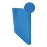 JBL Plaque de mousse bleue de filtration 50 x 50 x 10 cm à maille fine