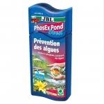 JBL PhosEx Pond Direct 250 ml élimine les phosphates afin de supprimer les algues dans les bassins jusqu'à 5000 L