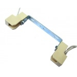 AQUAVIE Support et douilles céramiques pour ampoule HQI 150w avec culot Rx7s