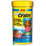 JBL NovoCrabs 100 ml nourriture pour crustacés d'eau douce et d'eau de mer