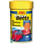 JBL- NovoBetta 100 ml Aliment complet en paillettes pour combattants
