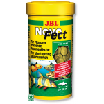 JBL NovoFect 1 L nourriture en tablettes pour poissons herbivores