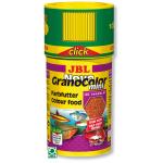 JBL NovoGranoColor mini Click 100 ml mini granulés pour petits poissons d'aquarium avec doseur