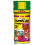 JBL NovoGranoColor Click 250 ml granulés pour petits poissons d'aquarium d'ornement avec doseur