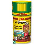 JBL NovoGranoMix mini Click 100 ml granulés pour petits poissons d'aquarium d'ornement avec doseur