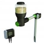 VELDA Fish Feeder Basic 2,5L distributeur de nourriture à gestion elélectronique pour bassins de jardin