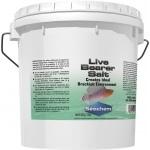 SEACHEM Brackish Salt Salt 4 Kg reproduit l'environnement naturel des ovovivipares et des poissons d'eau saumâtre