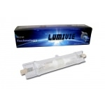 AQUAVIE Lumivie New Technology ampoule HQI 150W 10 000°k culot Rx7s Uv-Stop