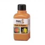 PREIS Fish V-Power 250 ml produit tonifiant et anti-stress pour poisson d'eau douce et d'eau de mer