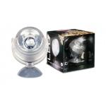 ARCADIA Spot LED Blanc 1W submersible et décoratif pour aquarium