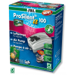 JBL ProSilent a100 pompe à air silencieuse de 100L/h avec accessoires pour aquarium de 40 à 150L