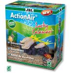 JBL ActionAir Lucky Calamari diffuseur original créant le mouvement de 3 calamars au passage de l'air