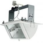 LANZINI Siena projecteur HQI 150W encastrable avec platine