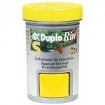 DUPLA Rin S 65ml nourriture en granulées avec doseur pour poissons d'eau douce et d'eau de mer de petite taille