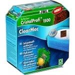 JBL ClearMec plus élimination des polluants pour filtres externes CristalProfi e1500, e1501, e1901, e1502, e1902